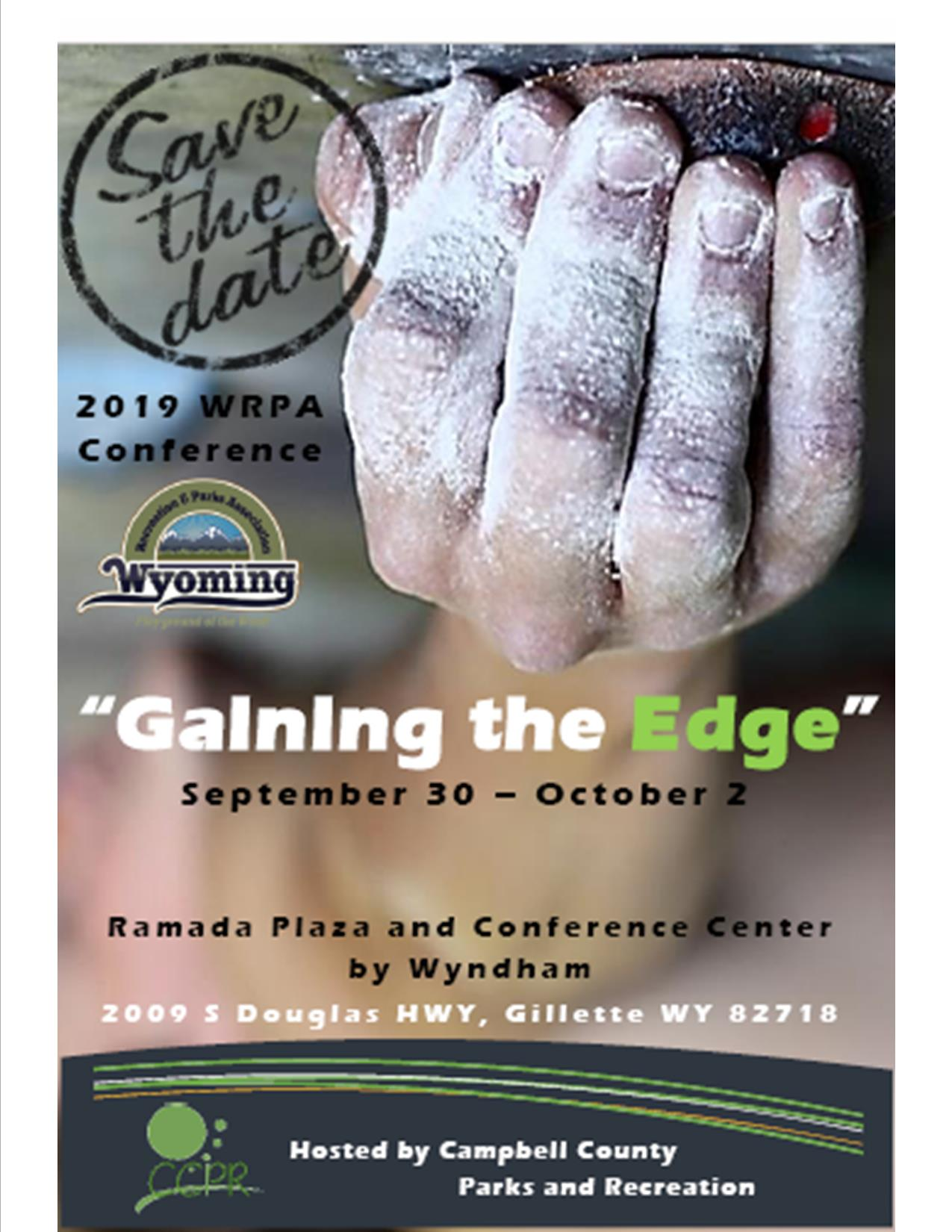 Annual Conference   Wyoming Recreation & Parks Association