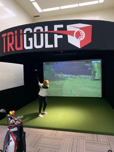 Golf simulator to open at Rock Springs Civic Center
